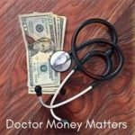 Doctor money matters banner